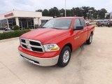 2012 Flame Red Dodge Ram 1500 SLT Quad Cab #65041805