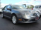 2011 Sterling Grey Metallic Ford Fusion SE V6 #65042144