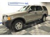 2003 Mineral Grey Metallic Ford Explorer XLS 4x4 #65042131