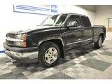 2005 Dark Gray Metallic Chevrolet Silverado 1500 LS Extended Cab #65042130