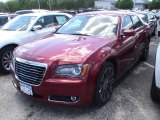 2012 Deep Cherry Red Crystal Pearl Chrysler 300 S V6 #65041303