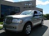 2008 Vapor Silver Metallic Lincoln Navigator Elite 4x4 #65041743