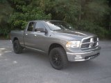 2011 Mineral Gray Metallic Dodge Ram 1500 Big Horn Quad Cab 4x4 #65042085