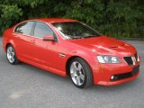 2009 Liquid Red Pontiac G8 GT #65042083