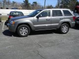 2008 Mineral Gray Metallic Jeep Grand Cherokee Limited 4x4 #65116709