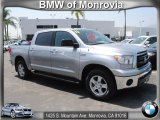 2011 Silver Sky Metallic Toyota Tundra SR5 CrewMax #65116678