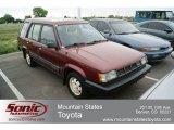 1987 Toyota Tercel SR5 4WD Wagon