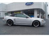 2001 Silver Metallic Ford Mustang Cobra Convertible #65116637