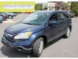 2009 Royal Blue Pearl Honda CR-V EX-L 4WD #65116632