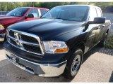 2012 Black Dodge Ram 1500 ST Quad Cab 4x4 #65138330