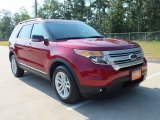 2013 Ruby Red Metallic Ford Explorer XLT #65138568