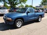 2004 Atlantic Blue Pearl Dodge Dakota Sport Regular Cab #65138032