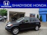 2009 Crystal Black Pearl Honda CR-V EX 4WD #65138003