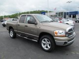 2006 Light Khaki Metallic Dodge Ram 1500 SLT Quad Cab 4x4 #65137886
