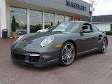 2007 Porsche 911 Meteor Grey Metallic