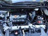2012 Honda CR-V EX 2.4 Liter DOHC 16-Valve i-VTEC 4 Cylinder Engine