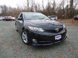 2012 Attitude Black Metallic Toyota Camry SE #65138389
