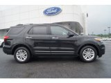 2013 Tuxedo Black Metallic Ford Explorer XLT #65138106