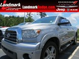 2008 Silver Sky Metallic Toyota Tundra Limited CrewMax #65138098