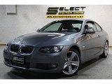 2009 Space Grey Metallic BMW 3 Series 335xi Coupe #65184842