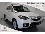 2010 White Diamond Pearl Acura RDX  #65185044