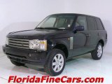 2004 Java Black Land Rover Range Rover HSE #543808