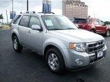 2009 Brilliant Silver Metallic Ford Escape Limited V6 #65184783