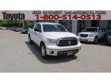 2011 Super White Toyota Tundra TRD Double Cab #65184774