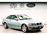 2004 Grey Green Metallic BMW 3 Series 330i Coupe #65185223