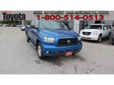 2008 Blue Streak Metallic Toyota Tundra SR5 Double Cab #65184758