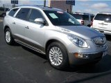 2010 Quicksilver Metallic Buick Enclave CX #65184751