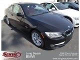 2012 Jet Black BMW 3 Series 328i Coupe #65184958