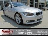 2009 Titanium Silver Metallic BMW 3 Series 335i Convertible #65185151