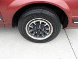 Buick Century 1992 Wheels and Tires