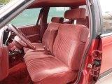 1992 Buick Century Interiors