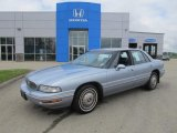 Light Adriatic Blue Pearl Buick LeSabre in 1997