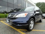 2010 Royal Blue Pearl Honda CR-V LX AWD #65185141
