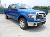 2012 Blue Flame Metallic Ford F150 XLT SuperCrew #65184911