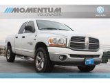 2006 Bright White Dodge Ram 1500 SLT Quad Cab 4x4 #65229339
