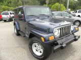 2006 Midnight Blue Pearl Jeep Wrangler Unlimited 4x4 #65228906