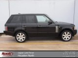 2007 Java Black Pearl Land Rover Range Rover HSE #65228877