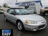 2003 Bright Silver Metallic Chrysler Sebring Limited Convertible #65229710