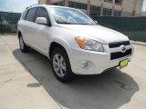 2012 Blizzard White Pearl Toyota RAV4 Limited #65228855