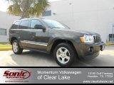 2006 Dark Khaki Pearl Jeep Grand Cherokee Limited #65229271