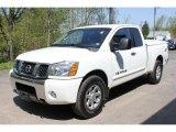 2007 White Nissan Titan SE King Cab 4x4 #65229221