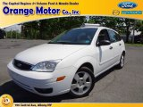 2005 Cloud 9 White Ford Focus ZX5 SES Hatchback #65228801