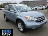 2010 Glacier Blue Metallic Honda CR-V EX-L AWD #65229566