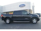 2008 Black Toyota Tundra Limited CrewMax #65228757