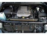 2008 Toyota Tundra Limited CrewMax 5.7 Liter DOHC 32-Valve VVT V8 Engine
