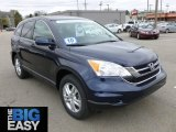 2010 Royal Blue Pearl Honda CR-V EX-L AWD #65229528